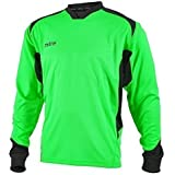 Mitre Football Goalie Shirt Elbow Padding Protects Defense Goalkeeper Jersey