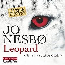 Leopard Hörbuch von Jo Nesbø Gesprochen von: Burghart Klaußner