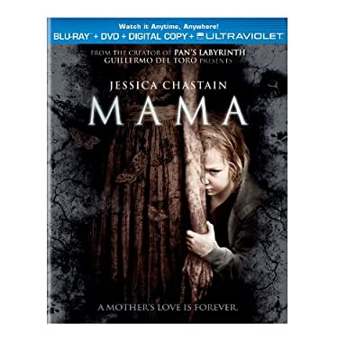 Mama (Blu-ray + DVD + Digital Copy + UltraViolet)