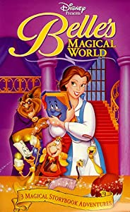 Belle's Magical World [VHS]