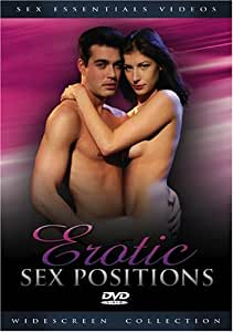 Sex Essentials Videos: Erotic Sex Positions [Import]