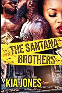 Book Cover: The Santana Brothers