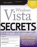 img - for Windows Vista Secrets by Paul Thurrott (2008-10-13) book / textbook / text book