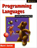 Programming languages : concepts and constructs