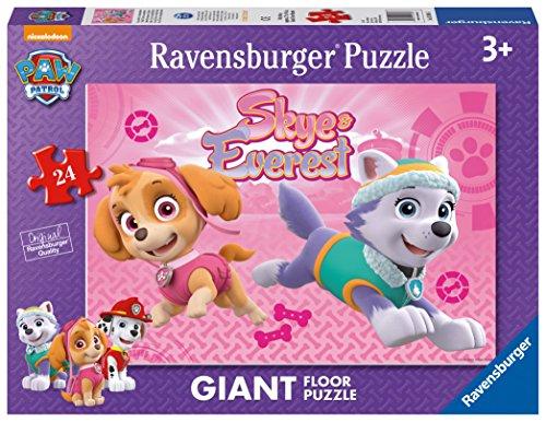Paw Patrol - Puzzle de suelo, 24 piezas (Ravensburger 54985)