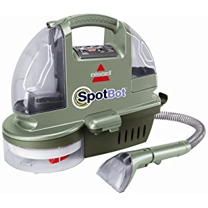 Bissell SpotBot Hands-Free Compact Deep Carpet Cleaner, 1200B for $119.00