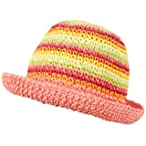 Girls Kids Beach Toddler 2+ Summer Sun Crushable Bucket Hat Cap 52cm Lt Pink