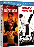 echange, troc The Karate Kid (2010) + Crazy Kung-Fu [Blu-ray]