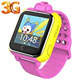 3G-Smartwatch-GPS-Tracker-kids-Smart-watch-with-Camera-Touch-Screen-kid-Watch-for-Mobile-Phone-SIM-Call-SOS-Bluetooth-Activity-Fitness-Pedometer-Wristband-AMENON