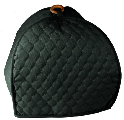 Quilted Hunter Green 2 Slice Toaster Appliance Cover