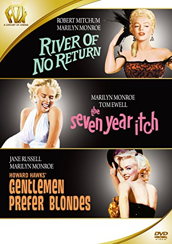 FOX100周年記念 名作DVDパック マリリン・モンロー出演作品(3枚組)