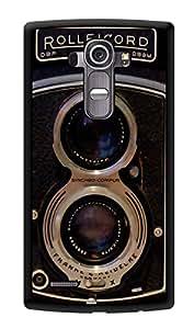 "Humor Gang Vintage Camera Face Printed Designer Mobile Back Cover For ""LG G4"" (3D, Glossy, Premium Quality Snap On Case)"