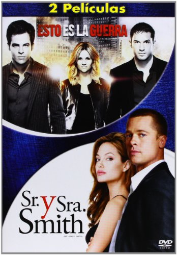 Pack: Esto Es La Guerra + Sr. Y Sra. Smith [DVD]