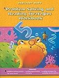 Math, Grade 2 Problem Solving/Reading Strategies Workbook: Harcourt School Publishers Math (Math 02 Y010)