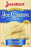 Junket Ice Cream Vanilla (Pack of 12)