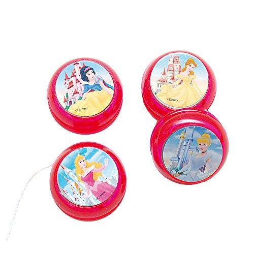 Princesas Disney - Blíster con 4 Yo-Yo (Verbetena 014200103)