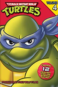 Teenage Mutant Ninja Turtles: The Original Series Volume 4 [Season 3] [DVD] [Region 1] [US Import] [NTSC]
