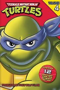 Teenage Mutant Ninja Turtles - Original Series (Volume 4)