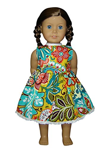 "Glamerup Collection: Aisha - 18"" Doll Dress, Lace"