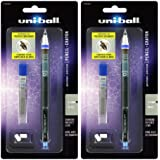 uni-ball KuruToga Mechanical Pencil Starter Set 2 Pack (1751934) Pack of 2 Pencils