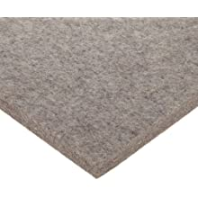 Felt Sheet, Gray, Inch