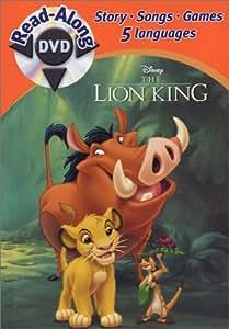The Lion King Disney Read-Along