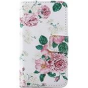 IKASEFU IPhone 4 Case,iPhone 4s Case,iPhone 4 4s Case Wallet,iPhone 4s Cover,Stand Case For IPhone 4 4s,Colorful...