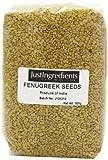 JustIngredients Fenugreek Seeds Loose 500 g (Pack of 5)