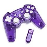 PDP Rock Candy Wireless Controller, Purple - PlayStation 3