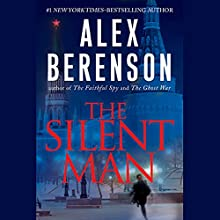 The Silent Man Audiobook by Alex Berenson Narrated by George Guidall