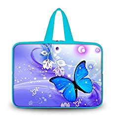OHS13-020 NEW Fashion Blue butterfly 12.5