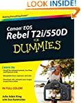Canon EOS Rebel T2i / 550D For Dummies