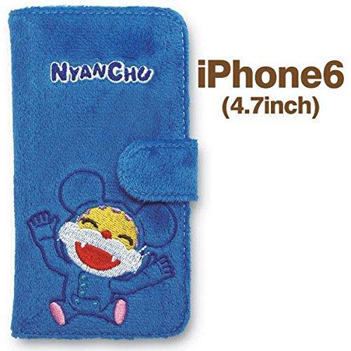 BOOK型 iPhone6ケース ニャンちゅう