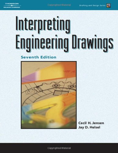 Interpreting Engineering Drawings (Drafting and Design)