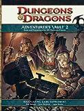 Adventurer's Vault 2: A 4th Edition D&D Supplement(Rob Heinsoo/Eytan Bernstein)