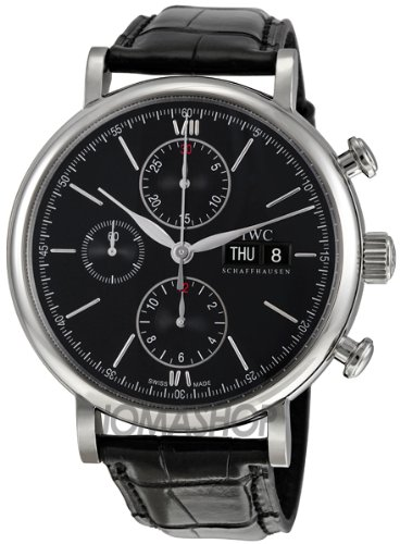 IWC Portofino Chronograph Automatic Mens Watch IW391002