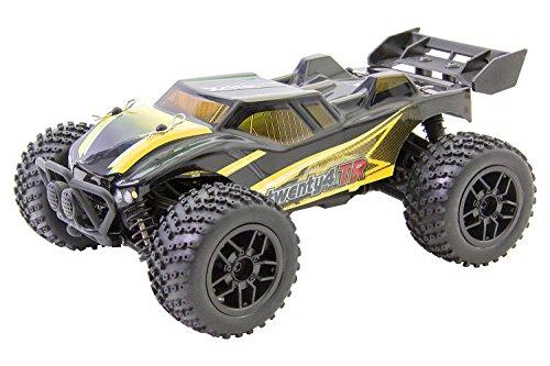 XciteRC-30609000-Truggy-twenty4-TR-V20-4WD-RTR-Modellauto-schwarzgelb