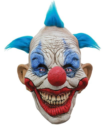 Ghoulish Productions Men's Clown Mask