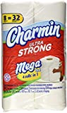 Charmin Ultra Strong (8 Mega Rolls) 330 2- Ply Sheets Per Roll