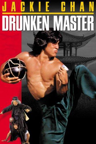 Drunken Master Cover