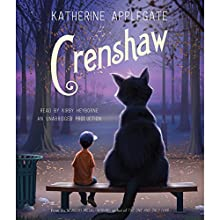 Crenshaw Audiobook by Katherine Applegate Narrated by Kirby Heyborne