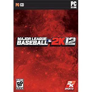 Major League Baseball 2K12 PC Video Game