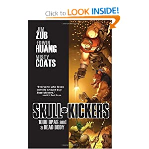 Skullkickers Volume 1: 1000 Opas and a Dead Body TP online