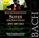 Edition Bachakademie Vol. 120 (Suiten f�r Violoncello solo)
