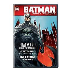 Batman Year One TPFE (RPKG/DVD)