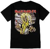Iron Maiden- Killers Album T-Shirt Size M