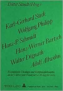 Karl-Gerhard Steck, Wolfgang Philipp, Hans-P. Schmidt