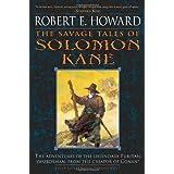 The Savage Tales of Solomon Kane ~ Robert E. Howard