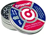 Crosman .177-Caliber Pointed Pellets,...