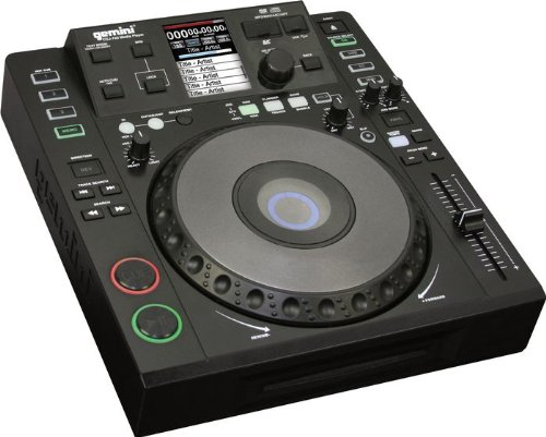 Best Deals! Gemini DJ CDJ-700 Single Disc CD Player